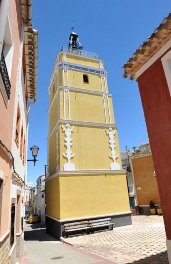 torre del reloj, bullas
