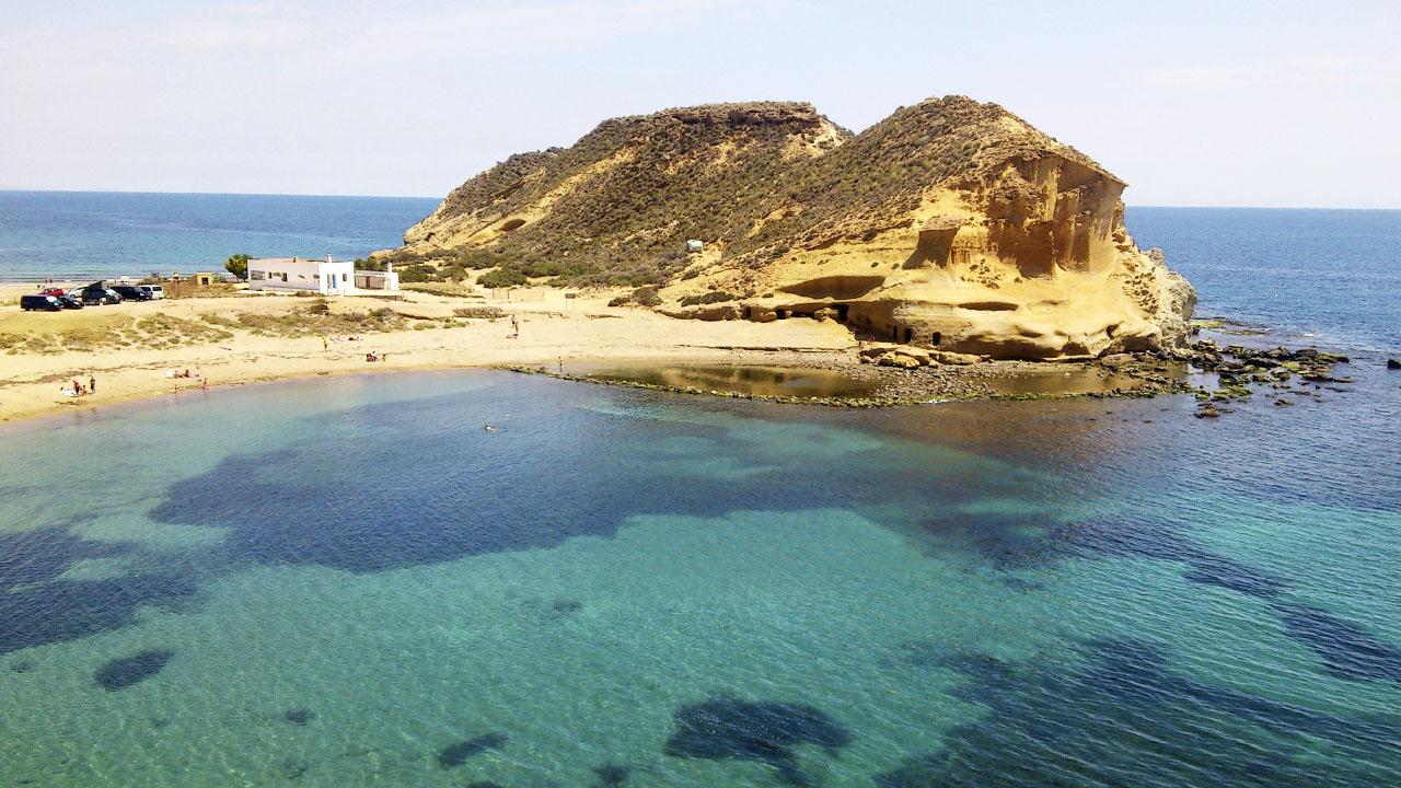 Playa Calacerrada