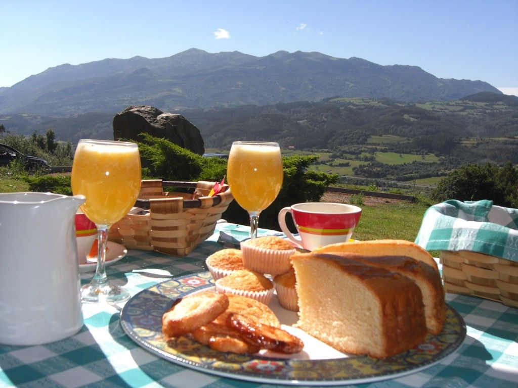 desayuno rural