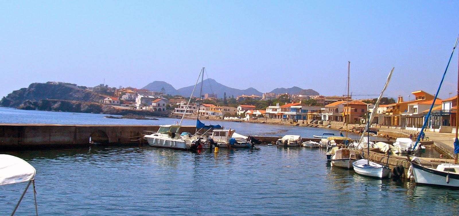 Cabo Palos puerto