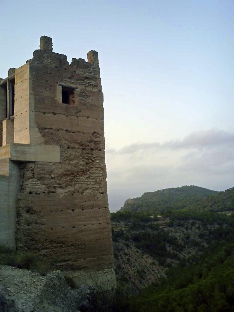 El Castillo de Pliego en la actualidad